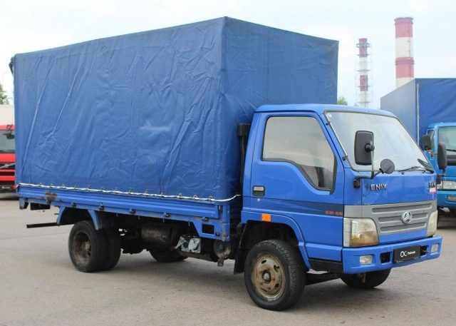 BAW Fenix бортовой грузовик