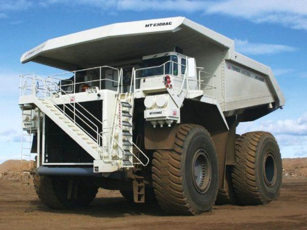 Bucyrus MT6300AC