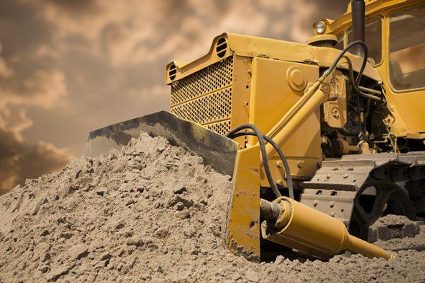 Какие существуют разновидности работ, выполняемых бульдозером?