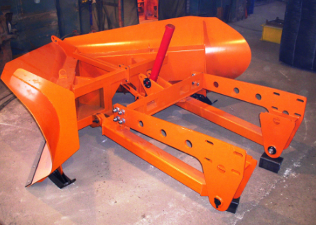 Дополнительное оборудование для колесных тракторов