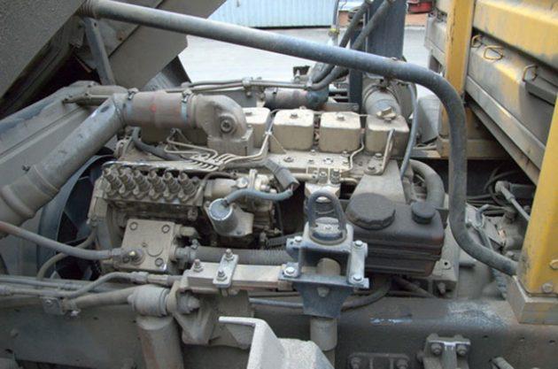 Двигатель КамАЗ-4308