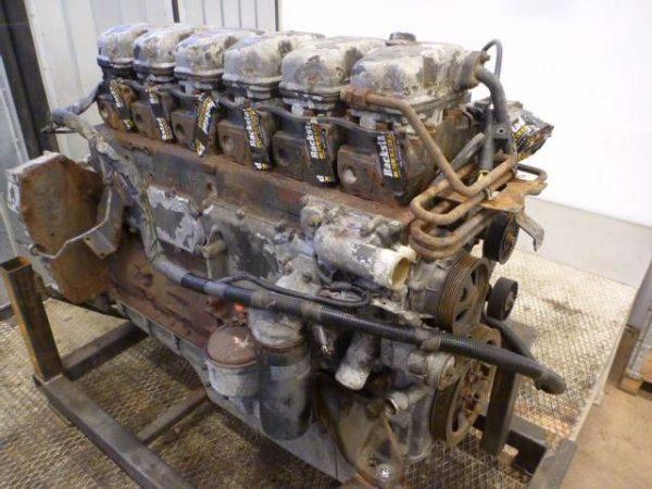Двигатель SCANIA P380 DC11