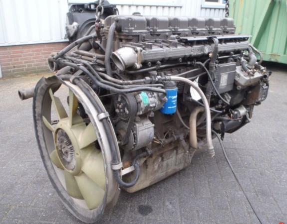 Двигатель Scania EURO 3