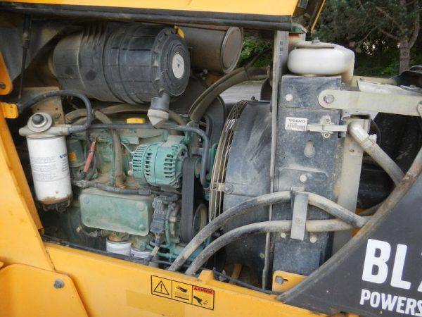Двигатель Volvo BL71