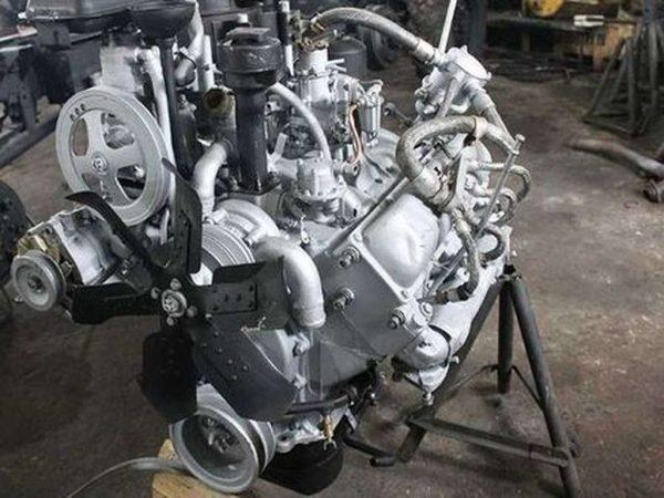 Двигатель ЗИЛ-508.10