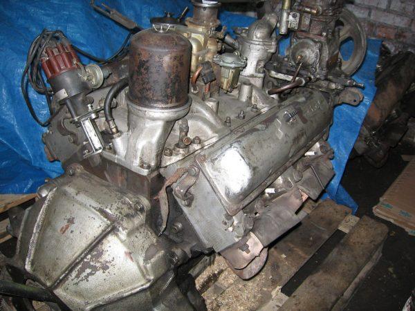 Двигатель ЗиЛ-131