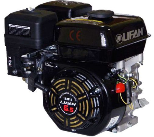 Двигатель для мотоблока - Lifan 168F