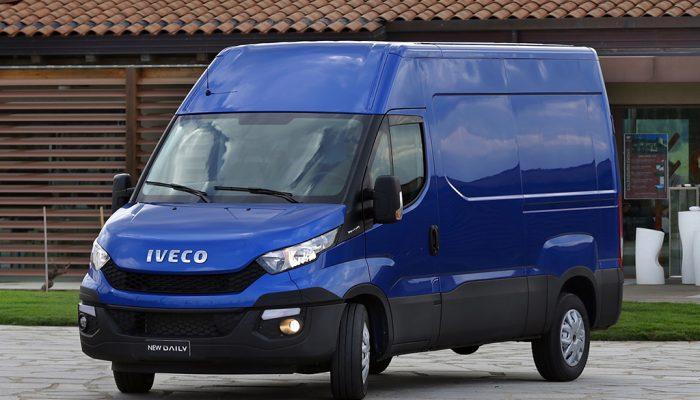 Ивеко Дейли (Iveco Daily) фургон