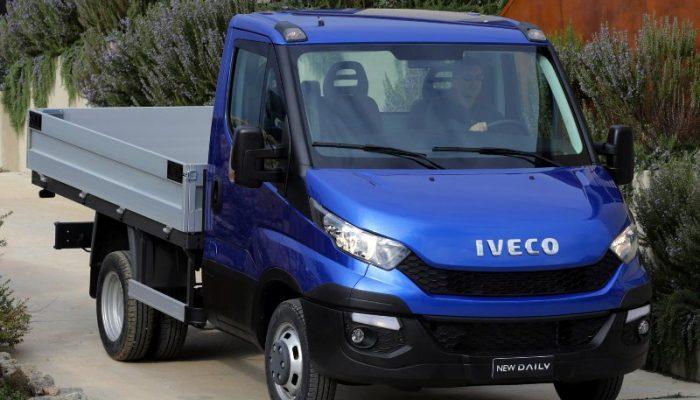 Ивеко Дейли (Iveco Daily) малотоннажный грузовик
