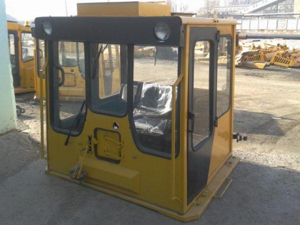 Кабина бульдозера Т-170