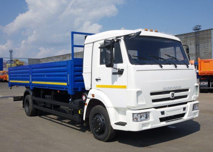КамАЗ 4308 бортовой кузов