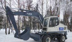 Колесный экскаватор RM-Terex TVEX 140w