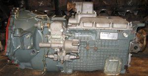 Коробка передач самосвала КамАЗ 5511