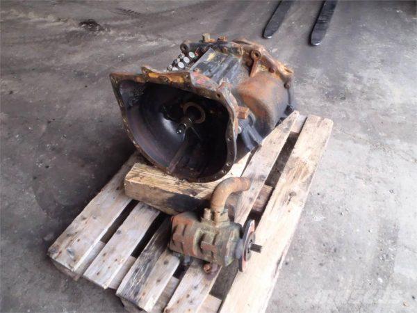Коробка передач Hidromek 102 S