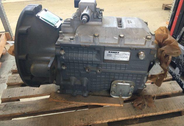 Коробка передач КамАЗ-4308