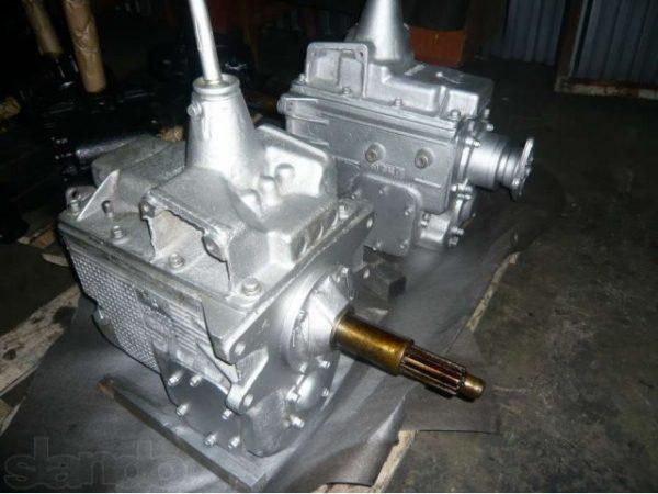 Коробка передач ЗИЛ- 131