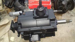 Механическая коробка переключения передач (МКПП) в автомобиле ЗИЛ-5301