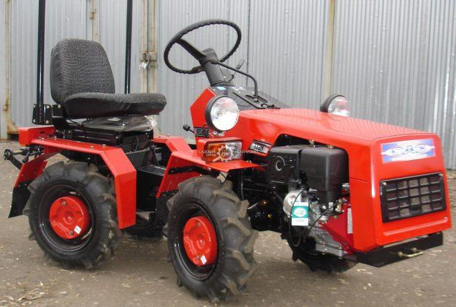 Мини-трактор Беларус 132Н
