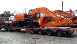 Перевозка грузов тралом до 120 тонн