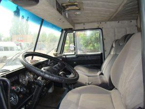 Салон КамАЗ-5320