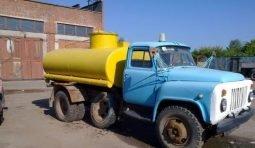 Сдам в аренду бензовоз ГАЗ 5312