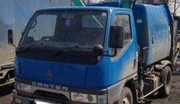 Сдам в аренду японский мусоровоз 3-х тонник (Владивосток)