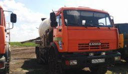 Спецтехника автобетоносмеситель Камаз 43118-15 АБС43118-15