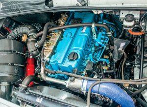 Цилиндровый двигатель модели ЯМЗ-5344 для автомобиля ГАЗ Next C41R13