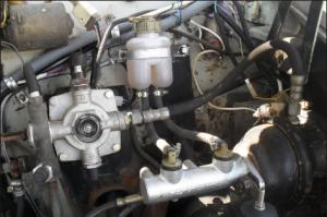 Модернизация тормозной системы ЗИЛа-5301