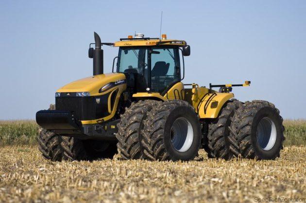 Трактор Челенджер