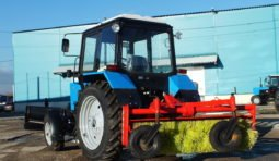 Трактор с ковшом услуги МТЗ-82