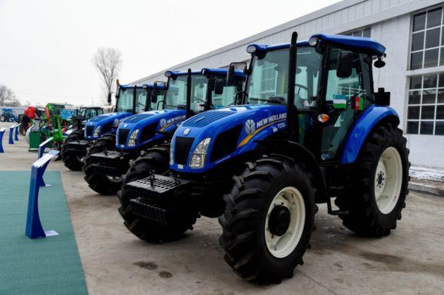 Транспортные тракторы