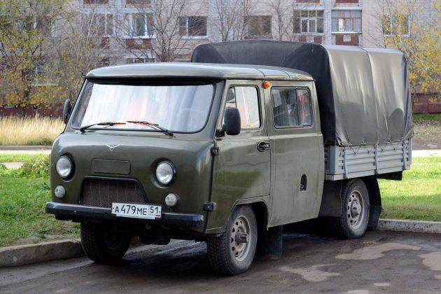 УАЗ-39094 Фермер