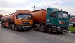 Услуги бензовоза