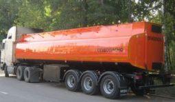 Услуги бензовоза 2-28 м3