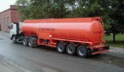 Услуги бензовоза АТЗ-35136