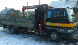 Услуги кран-борта в Иркутске