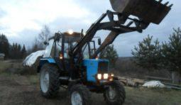 Услуги трактора