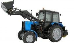 Услуги трактора экскаватора