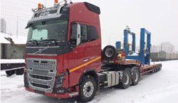 Услуги трала 70 тонн в Краснодаре