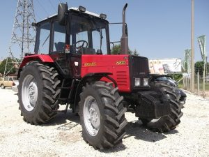 Виды трактора