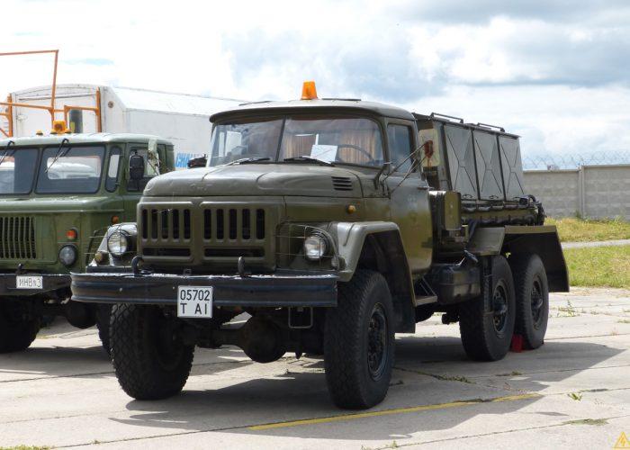 ЗИЛ 131 - маслозаправщик