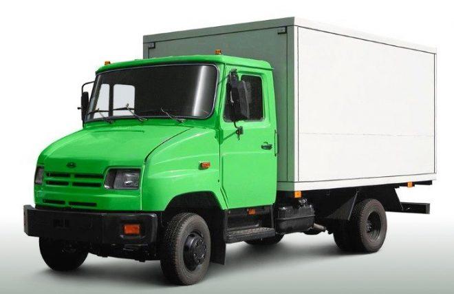 ЗИЛ-5301 (бычок)
