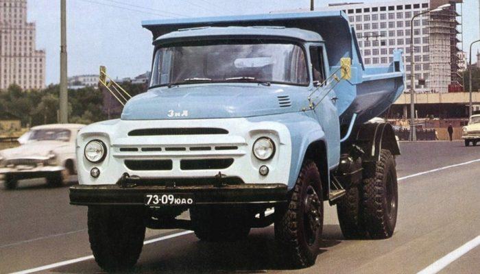 ЗИЛ-555
