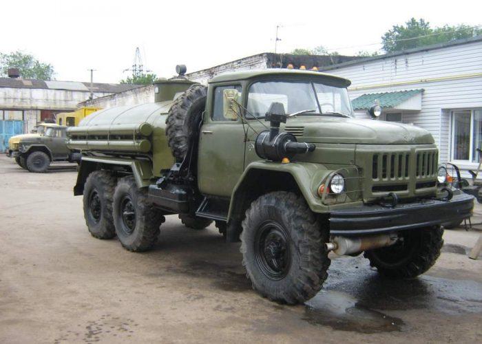 ЗИЛ АТЗ-3