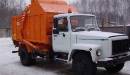 Заказ мусоровоза 10, 15, 20 т