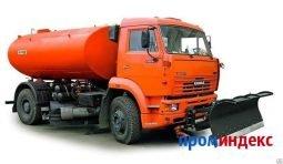 Заказать поливальную машину ЗИЛ 130