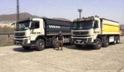 Заказать спецтехнику самосвал Volvo FMX 500