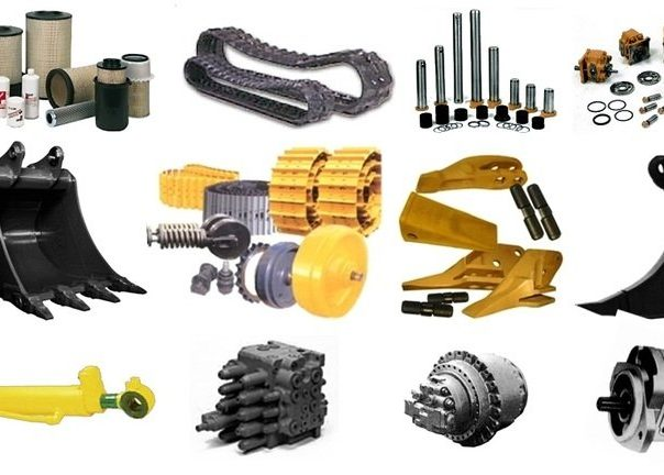 Запасные части и обслуживание спецтехники