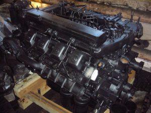 Современный 6-цилиндровый двигатель для КамАЗа-65115